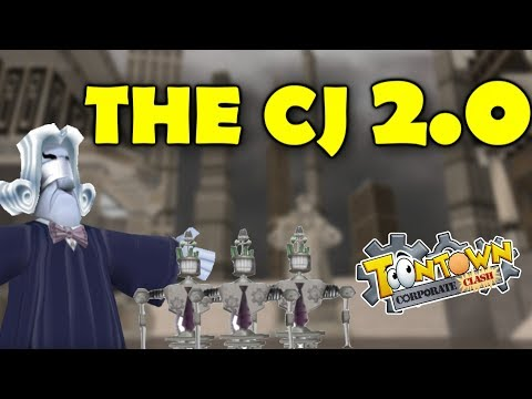 CJ 2.0 Battle!! (Toontown Corporate Clash)