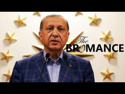 Julie Roginsky calls out Trump's 'bromance' with Erdogan