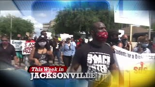 Protesting and race relations in Jacksonville; Where the JEA investigation stands; Possible hurd...