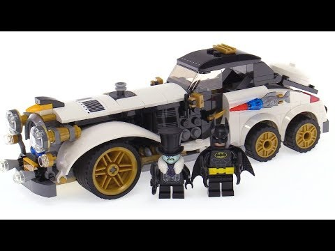Lego Batman Car Repair Fail