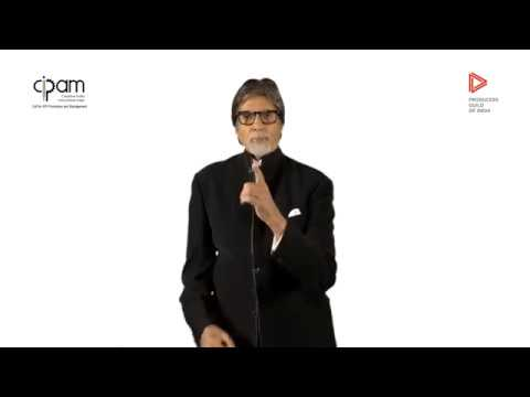 Amitabh Bachchan says illegally streaming & downloading is NOT COOL!