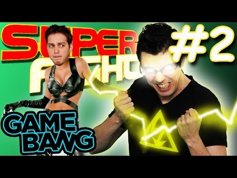 OUR SUPER FIGHT CONTINUES (Game Bang) |