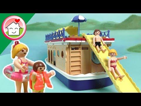ميجا فيديو السفينة البحرية - عائلة عمر - جنه ورؤى