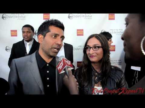 Ravi Kapoor & Meera Sinhan at Gangs of Wasseypur Opening Night IFFLA