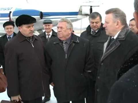 Новая ВПП в Николаевске-на-Амуре