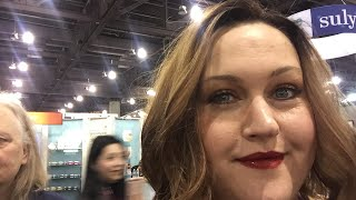 Tim Holtz demonstrates his new products at Creativation 2018 LIVE! ...