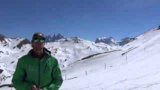 Avoriaz Alpine Ski Skill Video - Level 2
