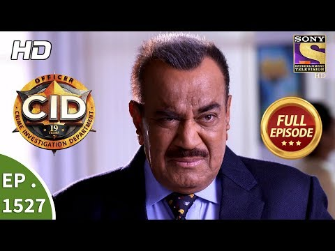 CID – Ep 1527 – Full Episode – 9th June, 2018