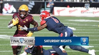 Highlights: Arizona State football stumbles in second half, falls to Fresno State in Las Vegas Bowl