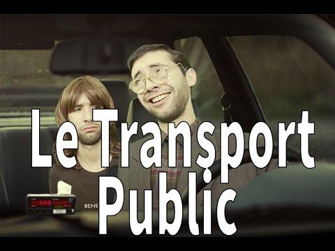 SAIF-IFOTC LE TRANSPORT PUBLIC!!