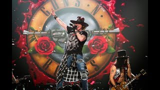 The Ongoing Story Of Guns N Roses