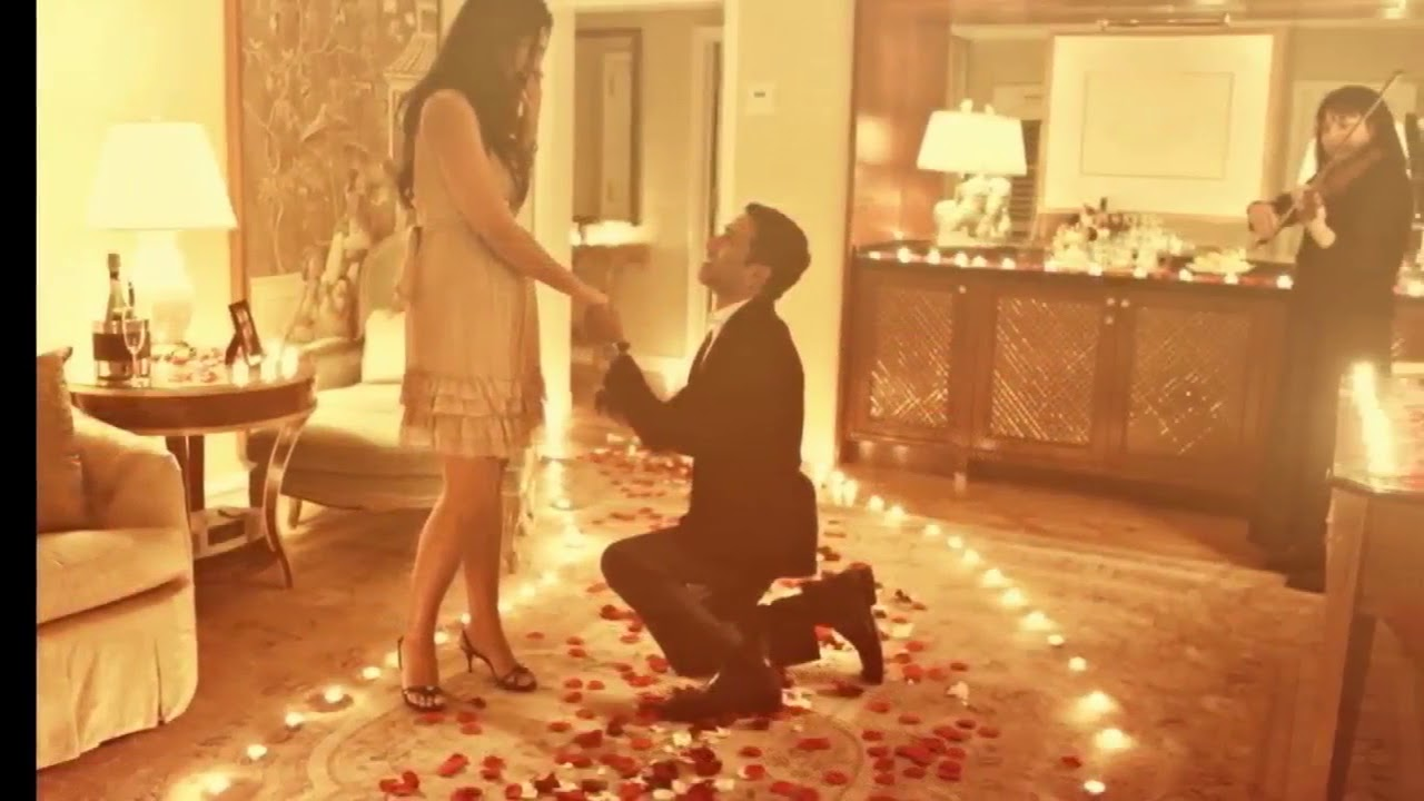 Creative At Home Proposal Ideas Romantic and not Forgotten