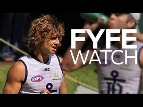 Training: Fyfe watch - March 10