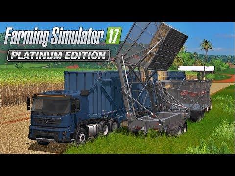 Caminhão Volvo FMX 500 Canavieiro | Farming Simulator 17 Platinum Edition thumbnail