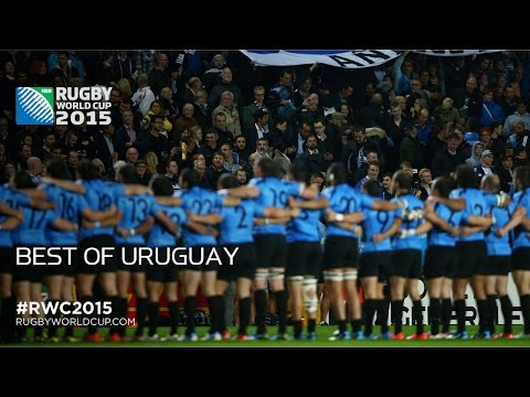 Respect gained as Uruguay end 12 year wait for a try!