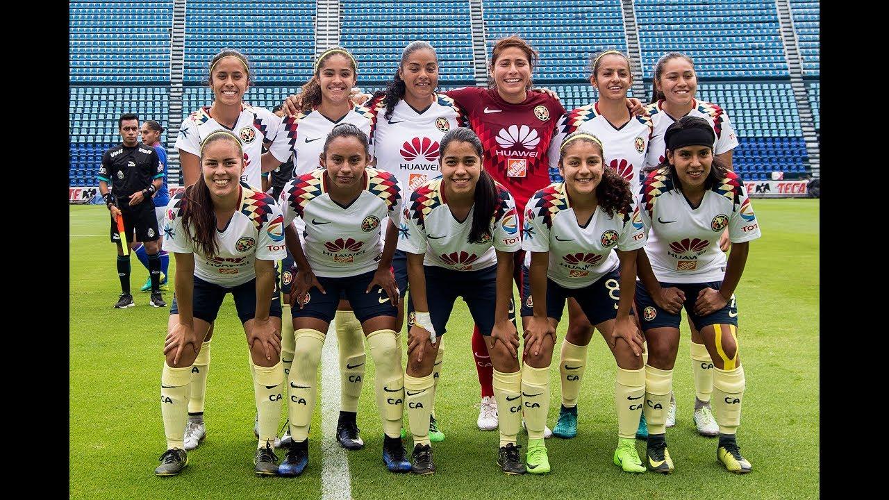 Todos los goles: Cruz Azul 0-5 América | Liga Mx Femenil | Jornada 2