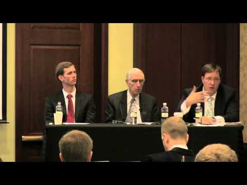 Regulatory Boot Camp: Luncheon: Legal Procedures – Effects on Rulemaking and Regulation
