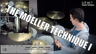 The Moeller Technique I - Daily Drum Lesson