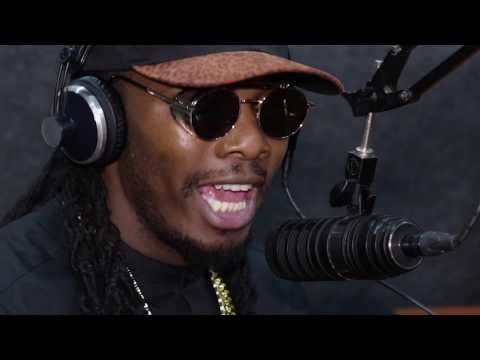 HOT GNL Zamba  INTERVIEW AT RADIO CITY 97FM (Baboon Forest Entertainment)