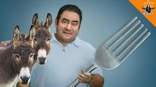 Emeril Lagasse, also Donkeys: ABS #133
