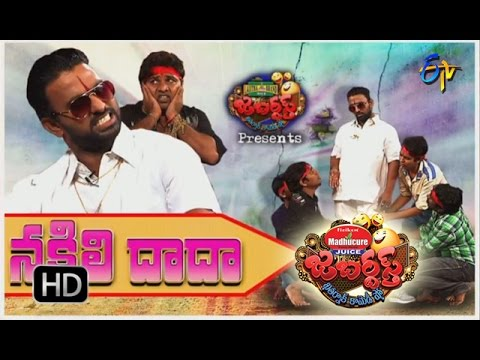 Jabardasth |27th  October 2016 | Full Episode | ETV Telugu