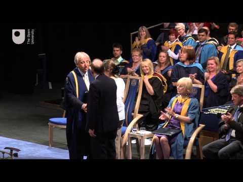 Milton Keynes degree ceremony, Wednesday 10 September 14:00