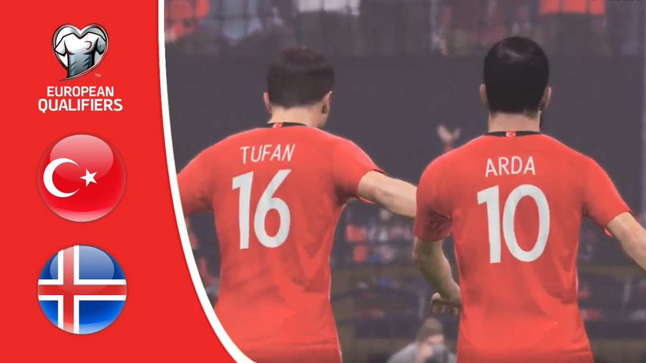 Iceland 2020 World Cup Jersey.Turkey Vs Iceland 1 0 Highlights Uefa Euro 2020 Qualifiers