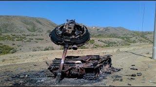 Эхо войны: истории грузинских танков, уничтоженных российскими бойцами в Осетии