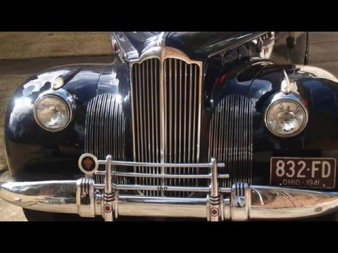 American Classic Heritage featuring Fred Huey's 1937 & 1941 Packards Episode.5