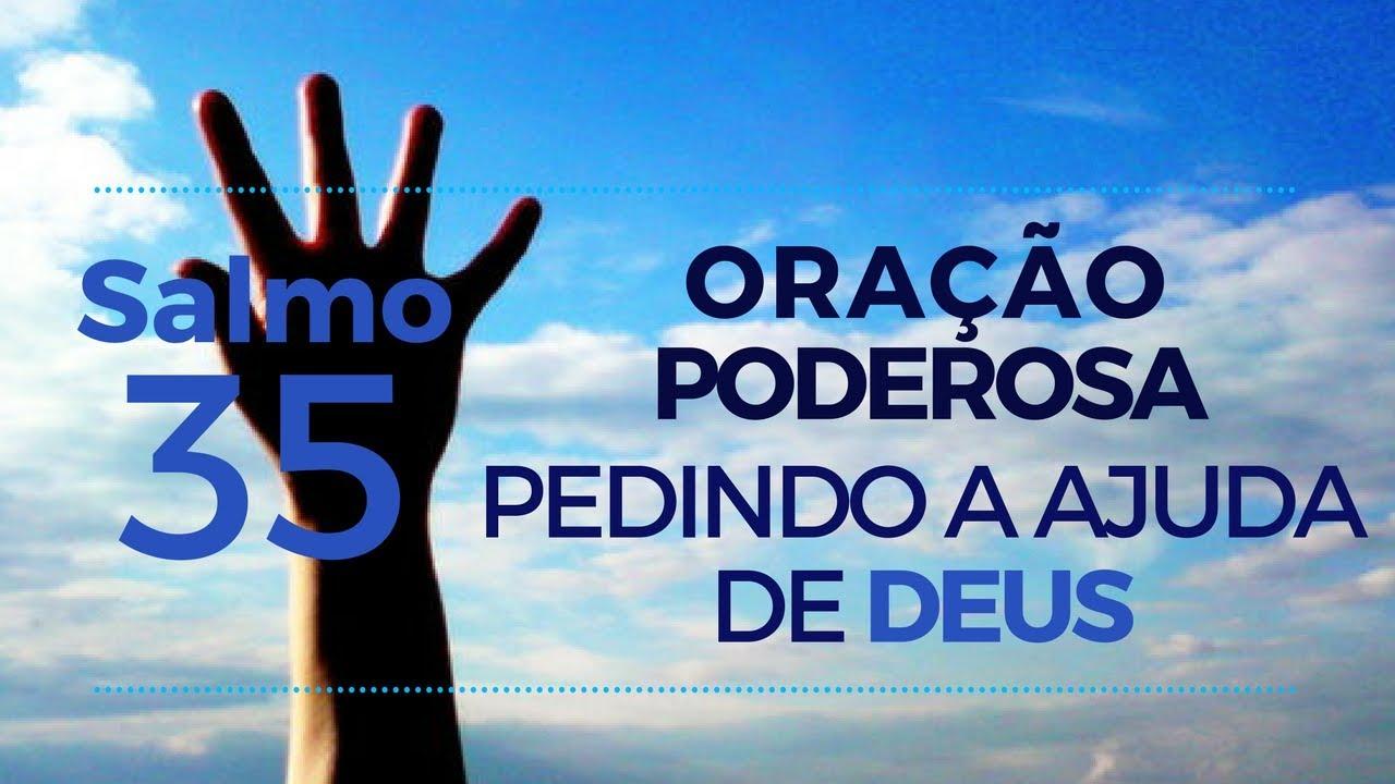 Oração Poderosa Pedindo A Ajuda De Deus