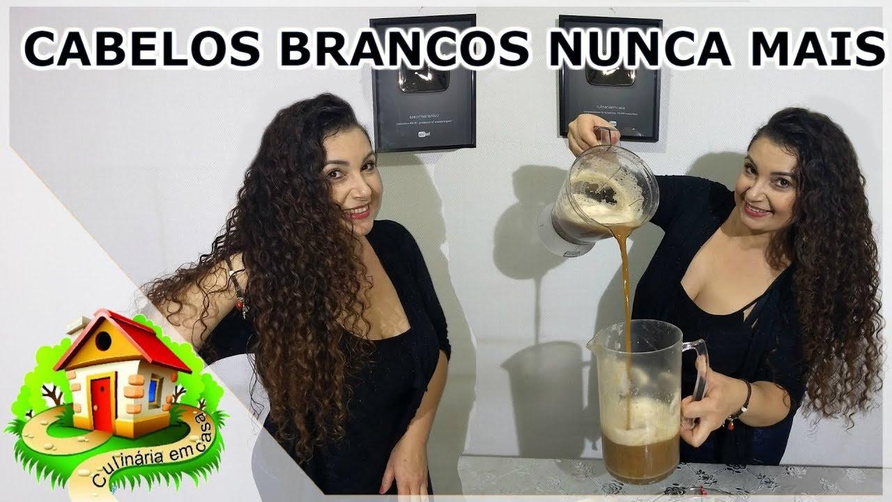 Agua De Batata Para Escurecer O Cabelo cabelos brancos ? nunca mais!!! pinte em casa sÓ com 2 ingredientes  !natural - culinária em casa