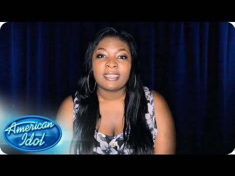 Candice Glover: Top 3 Finalist Diaries - AMERICAN IDOL SEASON 12