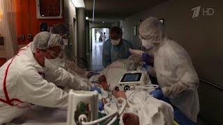 В Европе которая находится в начале третьей волны пандемии делят вакцины от коронавируса