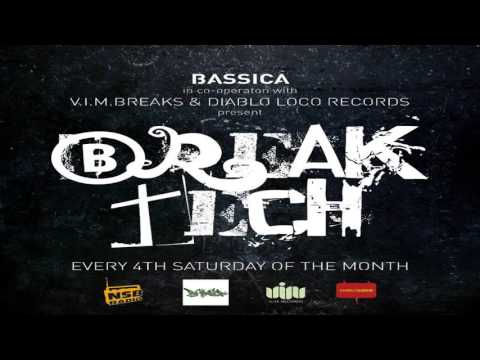 NSB RADIO - BREAK TECH EP 019 22/10/16 FT OUTER KID