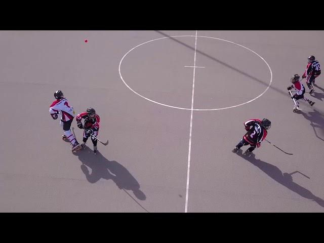 Skater Hockey | Mavic Pro