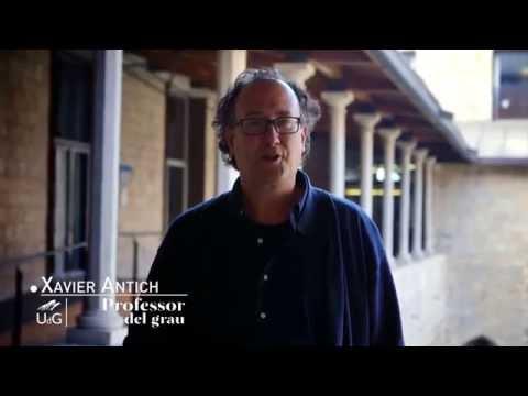 Grau en Història de l'Art - Facultat de Lletres - Universitat de Girona