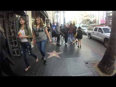 Hollywood Walk of Fame 2016