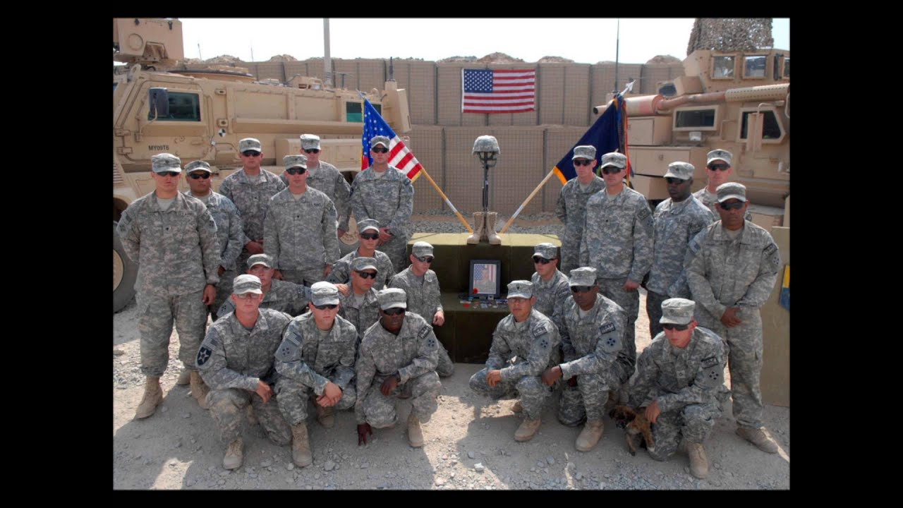 Us Military Tribute- Lullaby