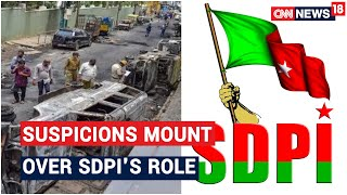 Bengaluru Riots: 3rd SDPI Member Arrested, SDPI Suspected Of Mobilising 1,500 Armed Men In 1 Hour