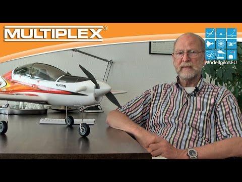 TUCAN von MULTIPLEX Modellsport Video Testbericht - Baubericht