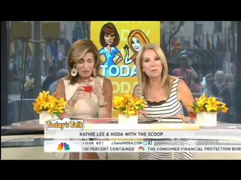 Hoda Isnt Interested in Kathie Lees Story (cause of the booze)