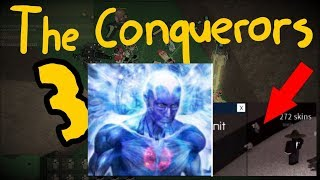 Funny WTF Gameplay [Roblox The Conquerors 3]