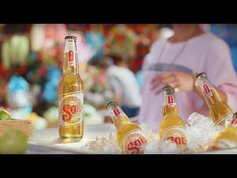"""Sol Beer """"Brilla"""" TV Commercial"""