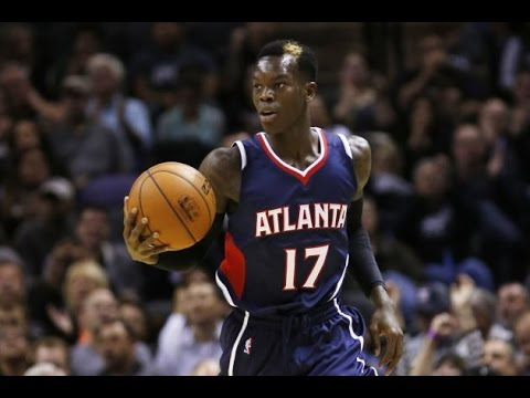 Dennis Schröder Hawks 2015 Season Highlights