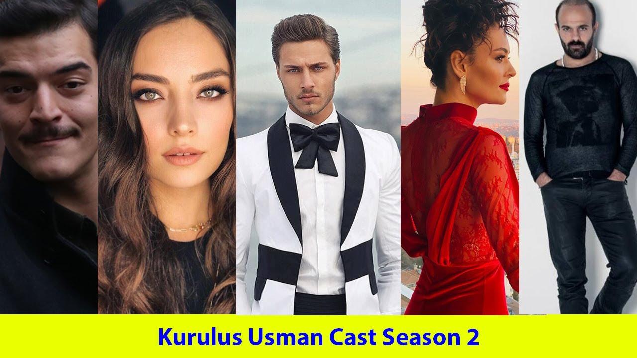 Download Kurulus Osman  Cast Then & Now (Season 2) Real Life    Real Look    Real Name