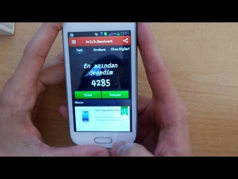 Samsung Galaxy S Duos Türkçe İnceleme