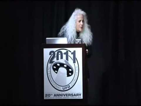 Carol Rosin Full Speech IUFOC 2011 (International Space Treaty).avi