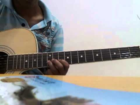 Dekhen timilai The Axe Band (guitar chords and solo lesson) - YouTube