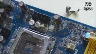 видео Foxconn A55M – материнская плата на основе чипсета AMD A55