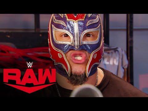 Rey Mysterio challenges Brock Lesnar for Survivor Series: Raw, Nov. 4, 2019